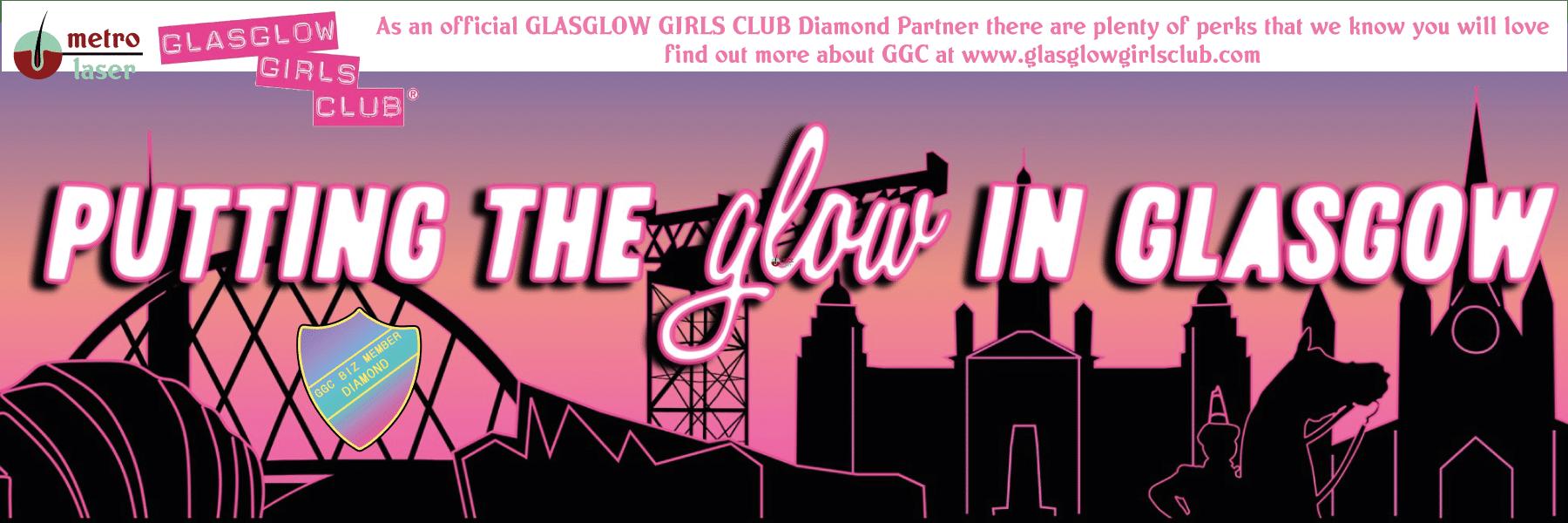 Glasglow Girls Club, Putting The Glow in Glasgow