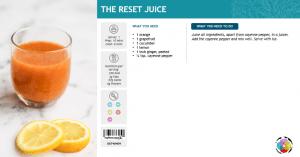 Reset Juice
